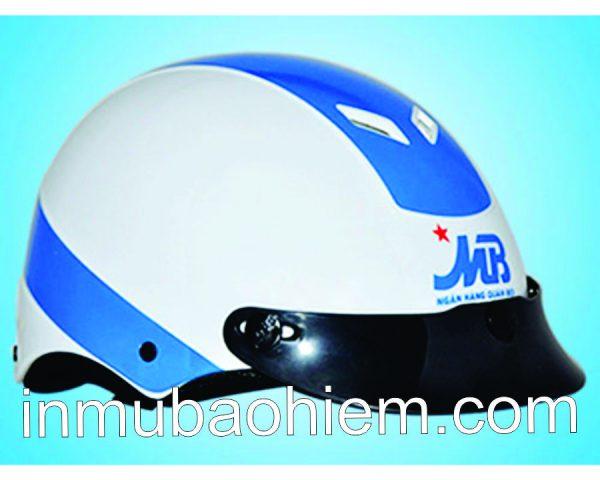 Mũ bảo hiểm Mb Bank