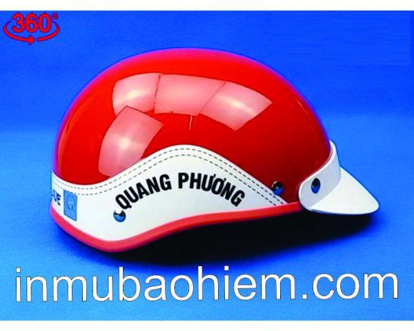 Mũ nón bảo hiểm HONDA Quang Phương