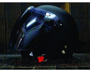 Nón bảo hiểm 3/4 đầu kính LAVA
