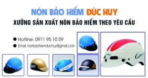 Xưởng nón bảo hiểm Đức Huy